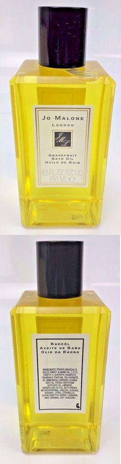 Bath Oils Jo Malone London Grapefruit Oil 85Oz 250Ml New
