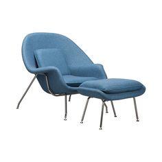 Nest Lounge and Ottoman Set | dotandbo.com
