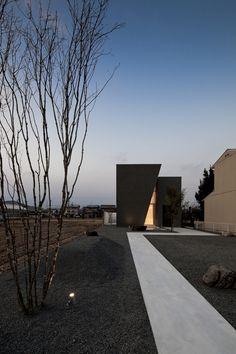 Ginan,Courtesy of Keitaro Muto Architects