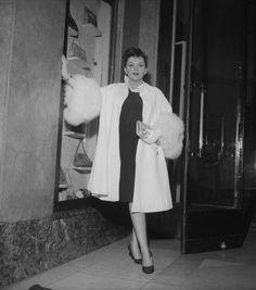 Judy Garland, 1960.