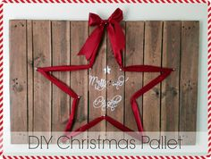 How cool are these rustic Christmas stars made with inexpensive materials. I love them both! Lowe's Creative Ideas Beyond the Picket Fence I guess it's almost never too early to starting thinking about Christmas! P.S. I was inspired by the second of these stars so much that I made my own last year. If you...Read More »