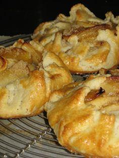 Tartaletas de manzana, de Francia