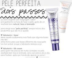 pele perfeita em dois passos www.modelizando.com.br