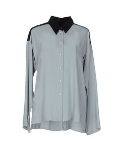 MM6 MAISON MARGIELA Solid color shirts & blouses. #mm6maisonmargiela #cloth #top #shirt