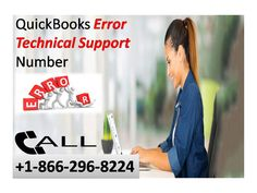 If required any technical assistance, then feel hassle-free and stay connected to our engineers at QuickBooks Error Technical Support Phone Number +1-866-296-8224 that perceive client's requirement and provide them an instant diagnose when error codes occur.