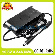 19.5V 3.34A 65W AC adapter M582J laptop charger for Dell Inspiron Latitude 12 Rugged Extreme 7204 Latitude 13 3340