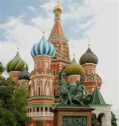 St Basils Cathedral, Moscow Russia places to visit Oh The Places You'll Go, Places To Travel, Places To Visit, Travel Destinations, Beautiful Buildings, Beautiful Places, Visit Russia, St Basils Cathedral, St Basil's