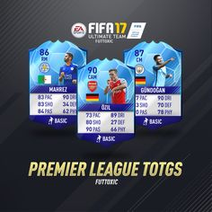 What Are Your Thoughts On The Premier League Cards? Fifa Games, Soccer Fifa, Coin Store, Fifa 17, Cool Things To Buy, Stuff To Buy, Premier League, Coins, Thoughts