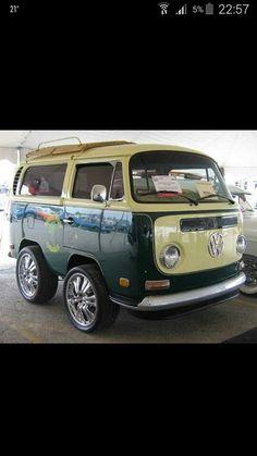 Vw Camper, Vw Bus, Wolkswagen Van, Mini, Car, Vehicles, Automobile, Autos, Cars