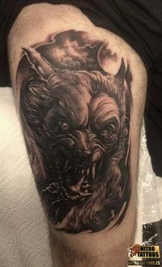 fotos de tatuajes demonios #tatuaje #tatuajes #tattoos #tattoo #nitrotattoos