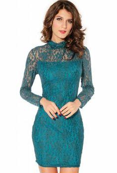 e899642766 Dear-lover Women s Super Open Back Lace Dress