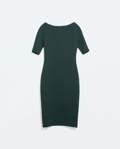 ZARA - WOMAN - LONG SHIFT DRESS