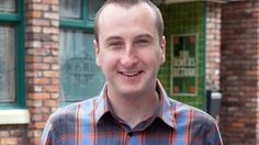 Played by Andy Whyment Coronation Street Cast, British Drama Series, Strictly Come Dancing, Iconic Characters, Hemel Hempstead, It Cast, Running, Soap, Actors