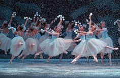 """Members of New York City Ballet in """"George Balanchine's The Nutcracker."""" Credit Andrea Mohin/The New York Times"""