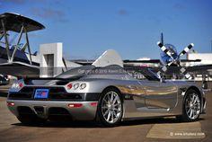 Koenigsegg CCX at the Jet Center