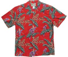 eba5005b If you have to have a Hawaiian shirt you want something like this. From  mauishirts