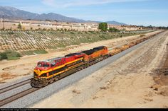 RailPictures.Net Photo: KCS 4683 Kansas City Southern Railway GE ES44AC at Beaumont, California by Matthew Griffin