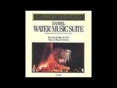 Handel ~ Water Music Suite #2 In D Major ~ Allegro ~ Alla Hornpipe - Nuremburg Symphony Orchestra / Hanspeter Gmür