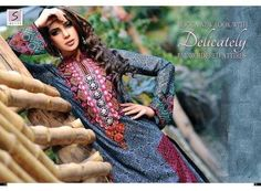 Another rising fashion brand in Pakistan fashion industry Shaista Cloth has been launched its Spring Summer Lawn Prints 2014 for every age of women. The collection is now in stores and ready for sale at all leading stores nationwide.