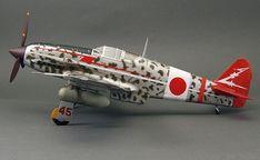 Kii-61-I by Bazyli Kot (Hasegawa 1/32)