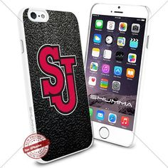 NCAA St. John's Red Storm iPhone 6 4.7