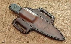 how to make a leather crossdraw knife sheath - Pesquisa Google