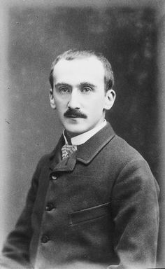 Henri Bergson (1859-1941) - French philosopher; correspondence and engagement with William James; won Nobel Prize in literature in 1927