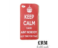 aint nobody got time for that KEEP CALM case iPhone 4 iPhone iPhone 5 Funny Phone Cases, Iphone 4 Cases, Iphone 4s, Phone Covers, 6 Case, Ipad Case, Cool Cases, Iphone Accessories, Ipad Mini