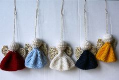 Ravelry: Quick and Easy Christmas Ornament pattern by Roswitha Mueller.