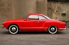 Bahman Cars: VW Karmann Ghia 1200 (Coupé)