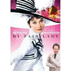 My Fair Lady: Audrey Hepburn, Rex Harrison