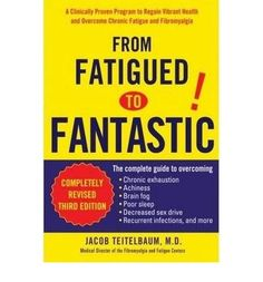 This new, completely updated third edition of Dr. Teitelbaums bestselling book incorporates the latest advances in science and technology to help alleviate the baffling, often dismissed, symptoms associated with severe, almost unrelenting fatigue.