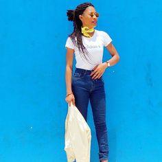 Happy FREE-DAYYY   Bien le Bonjour à vous . J'espère que vous êtes prêt pour le WEEK-END . N.E.W. L.O.O.K Sur le BLOG Lien dire dans mon profil   #likeit #casual #casualstyle #togolesebloggers #bbloggers #inspiration #beautysbombshells #beautiful #eyes #love  #black #blackgirlkillingit #blackgirlsrock #modeuse #fashionaddict #look #like4follow #like4like #fashion #style  #fashionbloggers #follow #life #Outfitoftheday #blogmode #blogueusemode  #fashionblog  #africanfashionbloggers #selfie