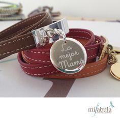 una pulsera para la mejro mamá del mundo www.mifabula.com
