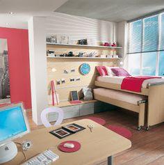 Wallpaper per stanze adolescenti