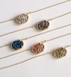 Katey Drusy Necklace – Jess Lea Boutique #JessLeaBoutique