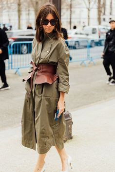 Street style Paris Fashion Week, marzo 2017 ©️️ Icíar J. Carrasco