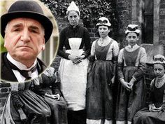 The real life Downton Abbey: The true story of servants   Express Yourself   Express.co.uk - Home of the Daily and Sunday Express