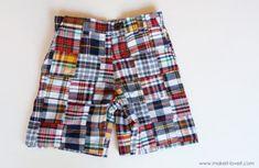 Precioso pantalón corto