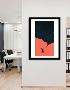 """""""Night fills up the sky"""", Numbered Edition Fine Art Print by Budi Kwan - From $25.00 - Curioos"""