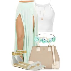 TBT Song: It's a natural Thing,like Sunrise & Dusk.Snowflakes, waterfall same thing with Us. by bria-myell on Polyvore featuring Parisian, CHARLES & KEITH, Tory Burch, Tiffany & Co., Charlotte Russe, women's clothing, women's fashion, women, female and woman