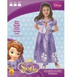 Déguisement enfant Princesse Sofia