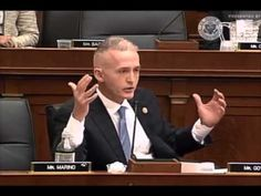"""12-07-2014   DONT PLAY """"RACE CARD"""": REP. TREY GOWDY TO WHITE HOUSE ADVISOR - YouTube"""