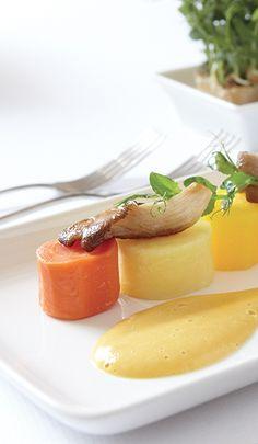 Culinair eten doe je bij Mereveld in de vorm van een walking dinner, buffet of met een traditionele tafelschikking. Alles kan! #Mereveld Utrecht in TOP 5 populairste trouwlocaties van Nederland!