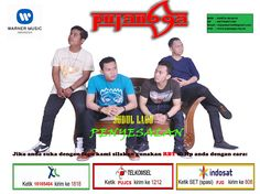 pujan69a band adalag band pendatang baru yang bernaung di Warner Music Indonesia. berdiri pada tahun 2008 di Desa Sukamekar Bekasi Utara http://musikindonesia.wapka.me/site_filemp3-download.xhtml?cmid=22778515&get-artist=Pujan69a%20&get-title=Penyesalan