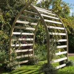 Whitby Extended Arch on Sale | Fast Delivery | Greenfingers.com