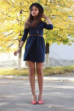 Chanson d'automne (by Julia Amore) http://lookbook.nu/look/4037544-Chanson-d-automne