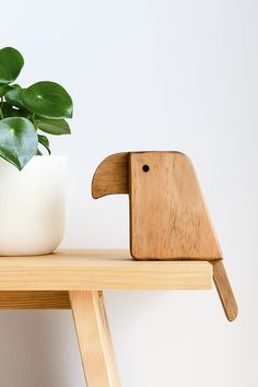 Wood Animal, Woodworking Projects Diy, Woodworking Plans, Small Wood Projects, Wood Scraps, Wood Design, Modern Design, Wood Toys, Wood Sculpture
