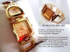 Relog de lujo mujer EMC MOD .0463 dorado fino  Ofrece tus servicios en #Cadiz #España