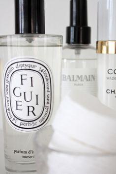 homevialaura   #diptyque #balmain #chanel #cosmetics
